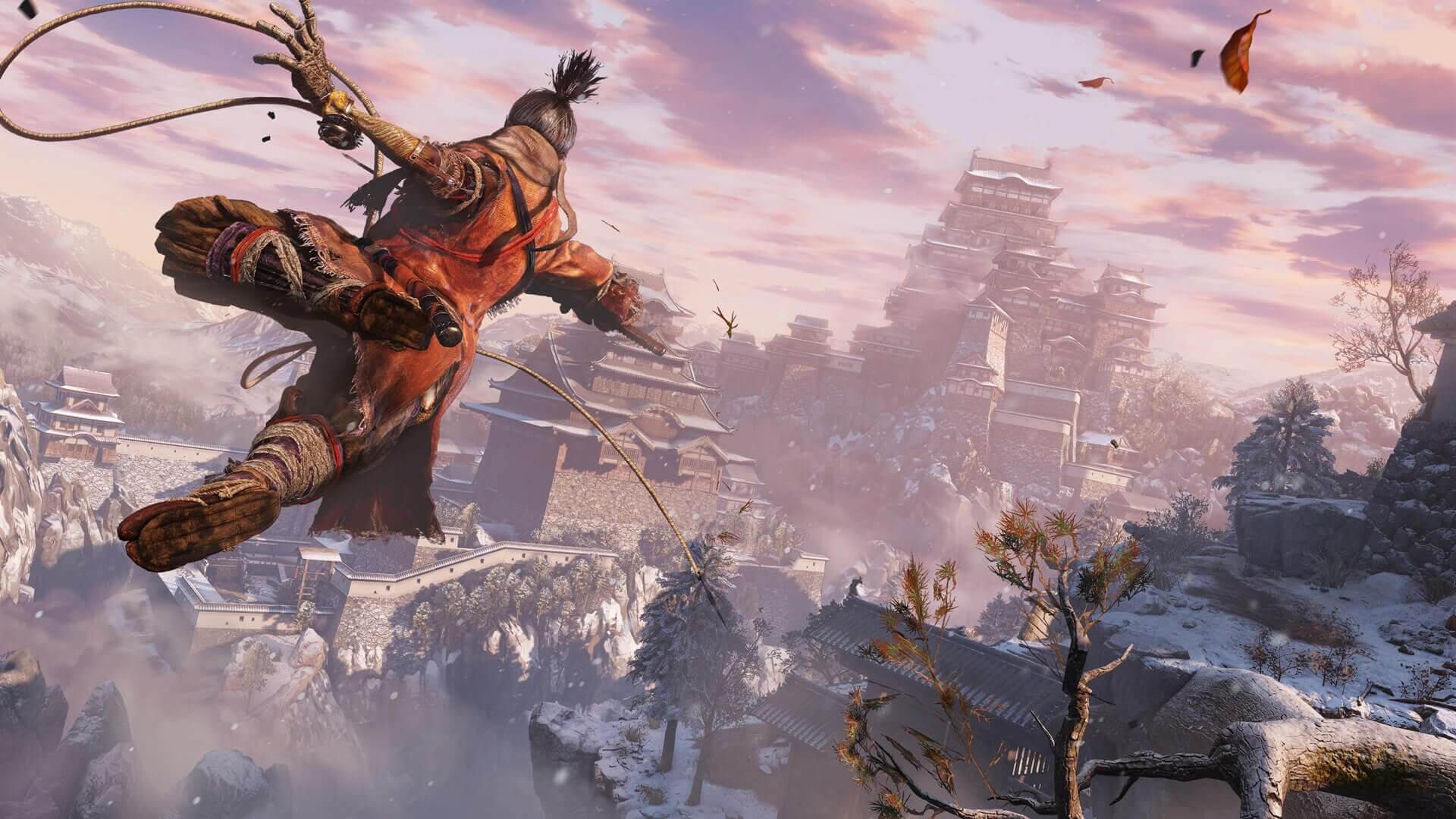 sekiro shadows die twice, grapple