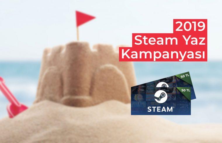 2019 Steam Yaz Kampanyası