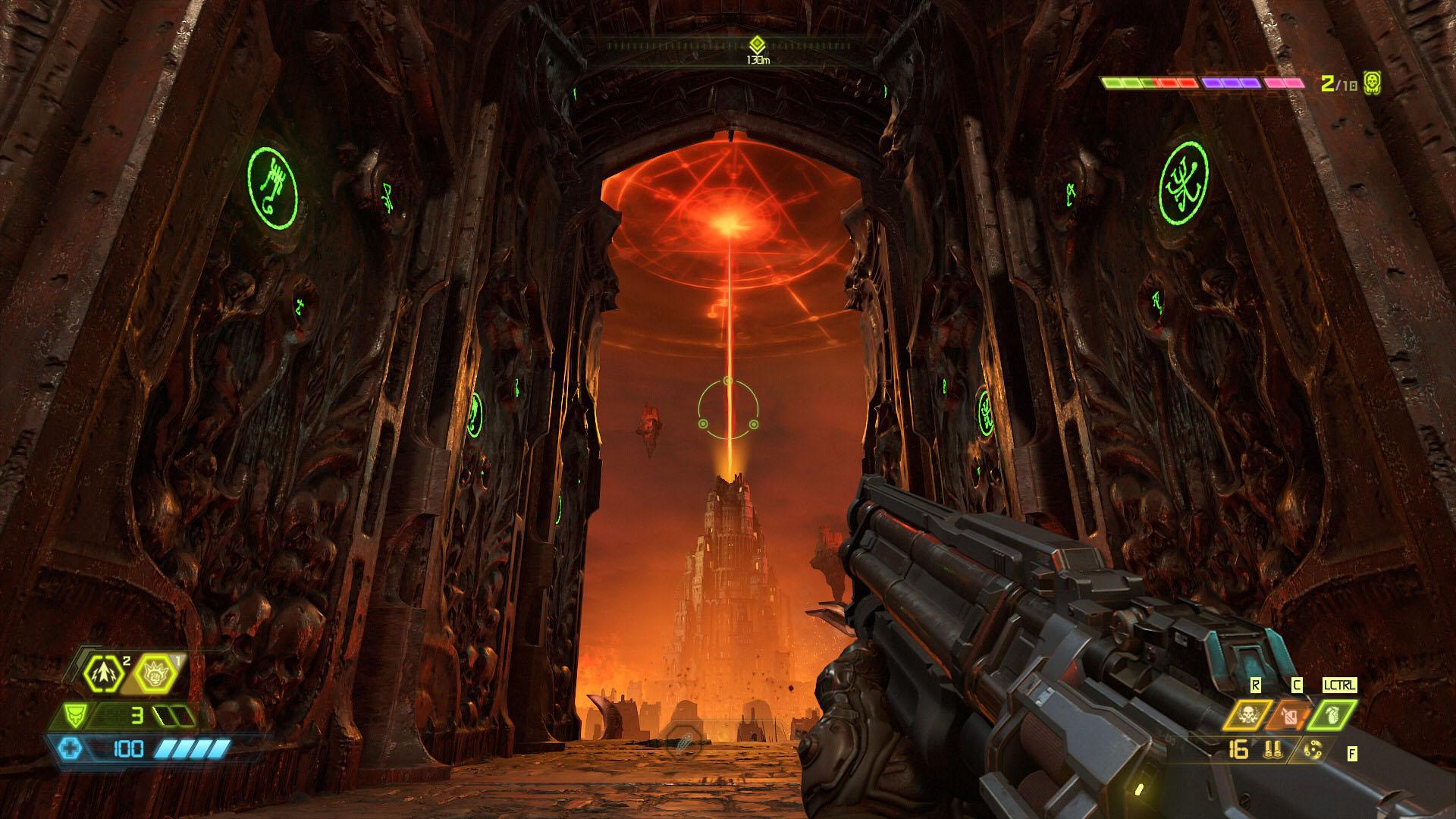 Doom Eternal Atmosferi