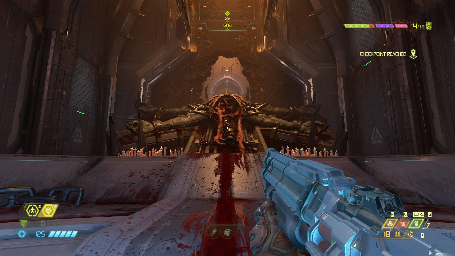 Doom Eternal Gore