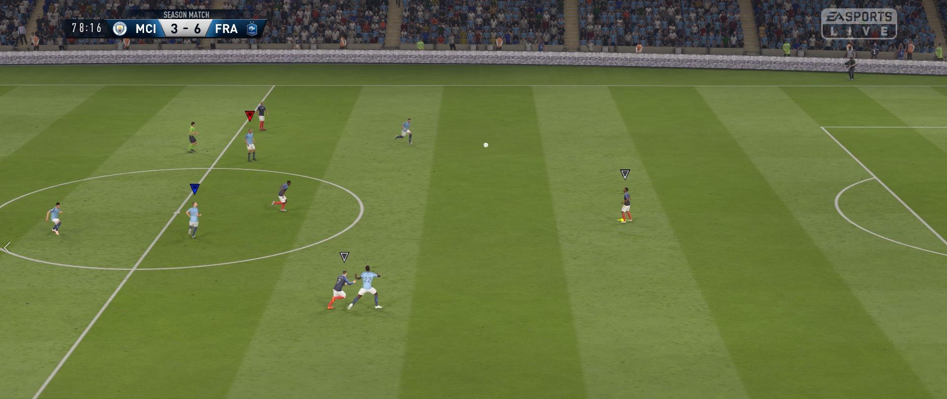 FIFA 19 Offside Glitch