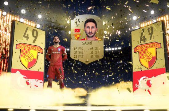 FIFA 19 Pack Sabri