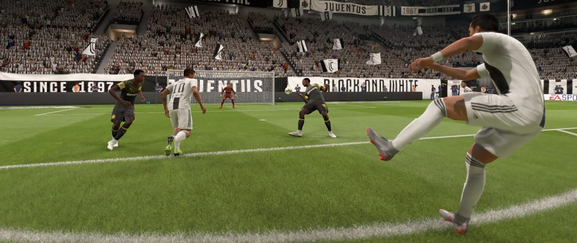 FIFA 19 İncelemesi Ronaldo