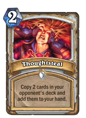 Hearthstone Arena Rehberi - Thoughtsteal
