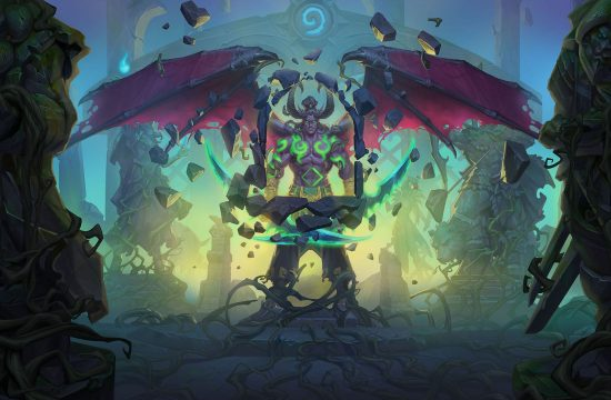 Hearthstone - Ashes of Outland