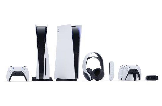 PlayStation 5 Tasarımı ve Oyunları