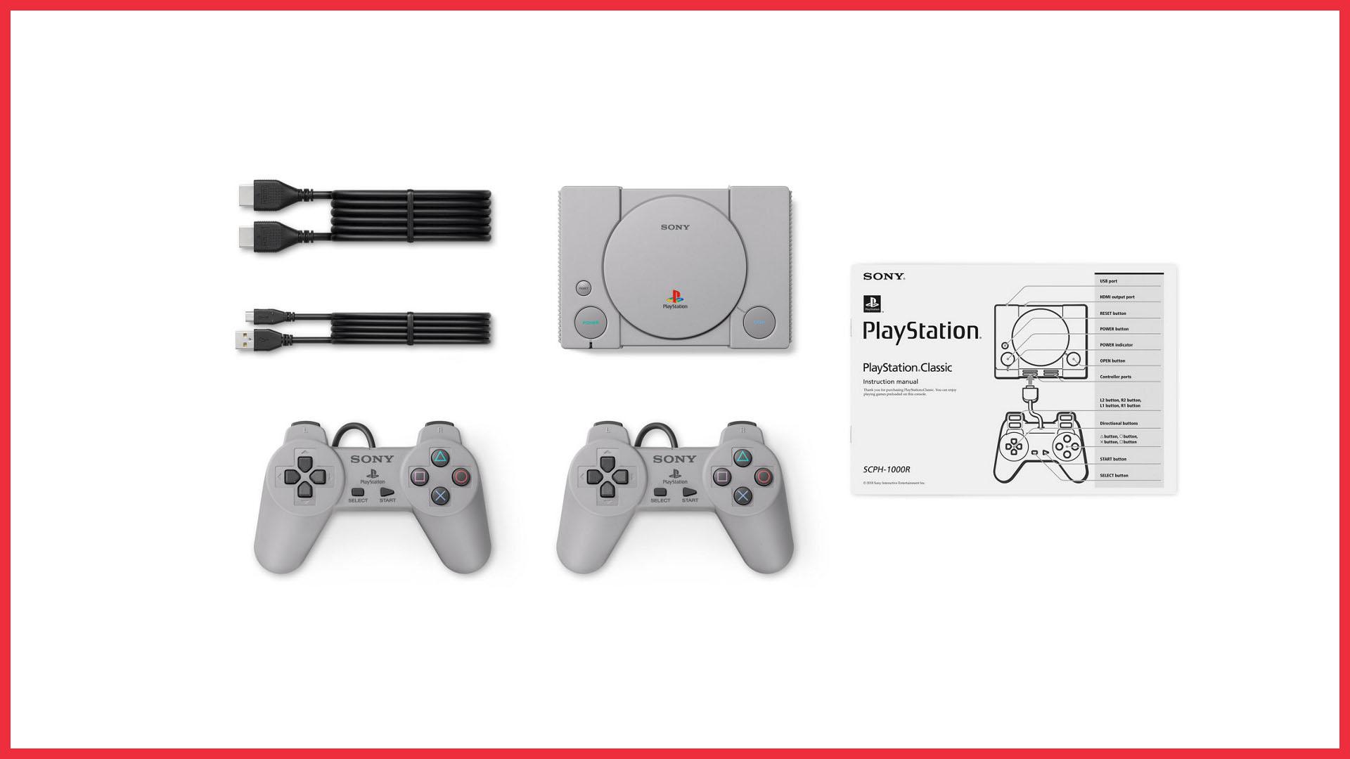 PlayStation Classic Kutusu