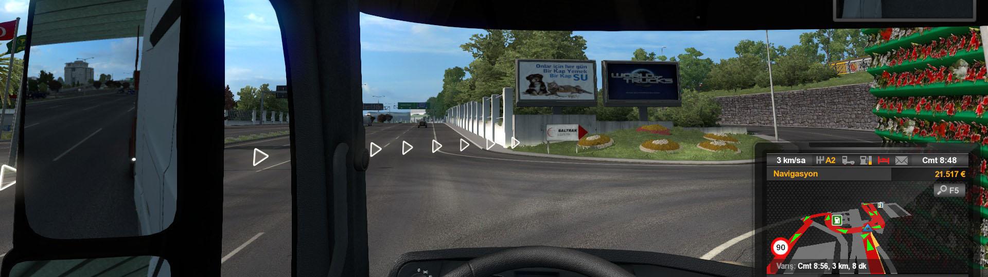 Road to the Black Sea Yol Kenarı Düzenlemesi