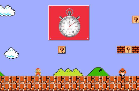 Speedrun - Super Mario Bros