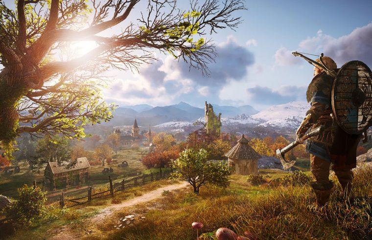 Xbox Series X Oyunları - Assassin's Creed Valhalla