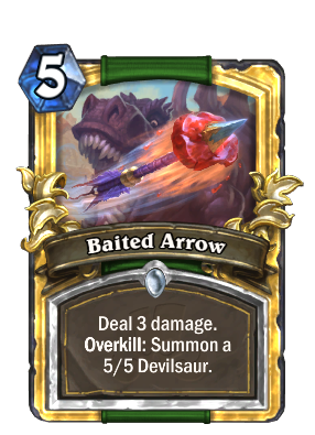 rastakhan's rumble baited arrow