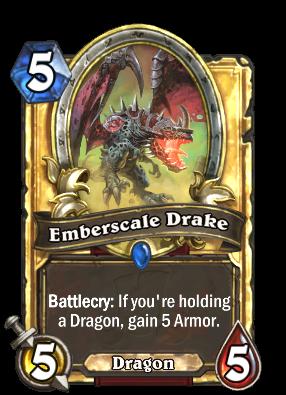 rastakhan's rumble emberscale drake