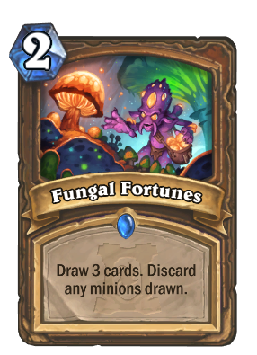 ashes of outland, fungal fortunes