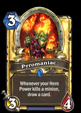 rastakhan's rumble pyromaniac