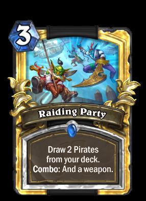 rastakhan's rumble raiding party