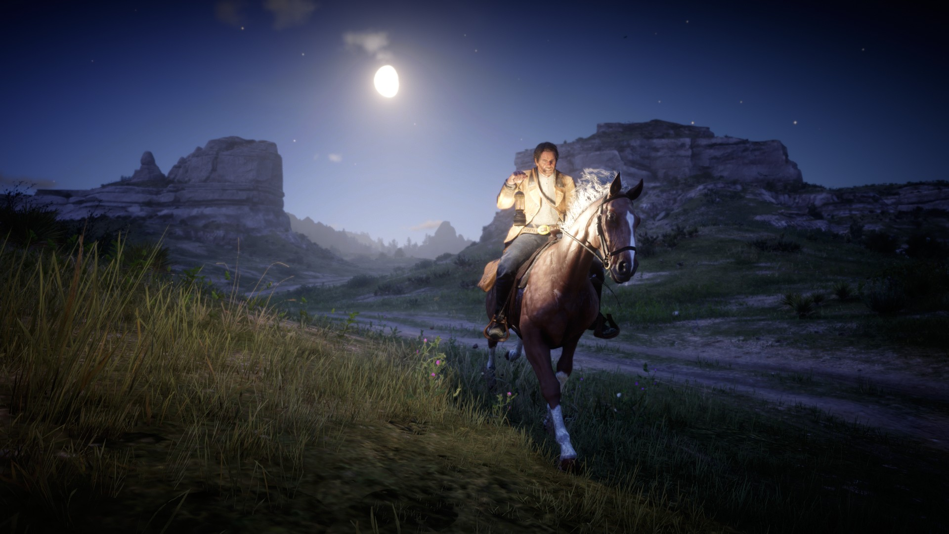 Red Dead Redemption 2 - At