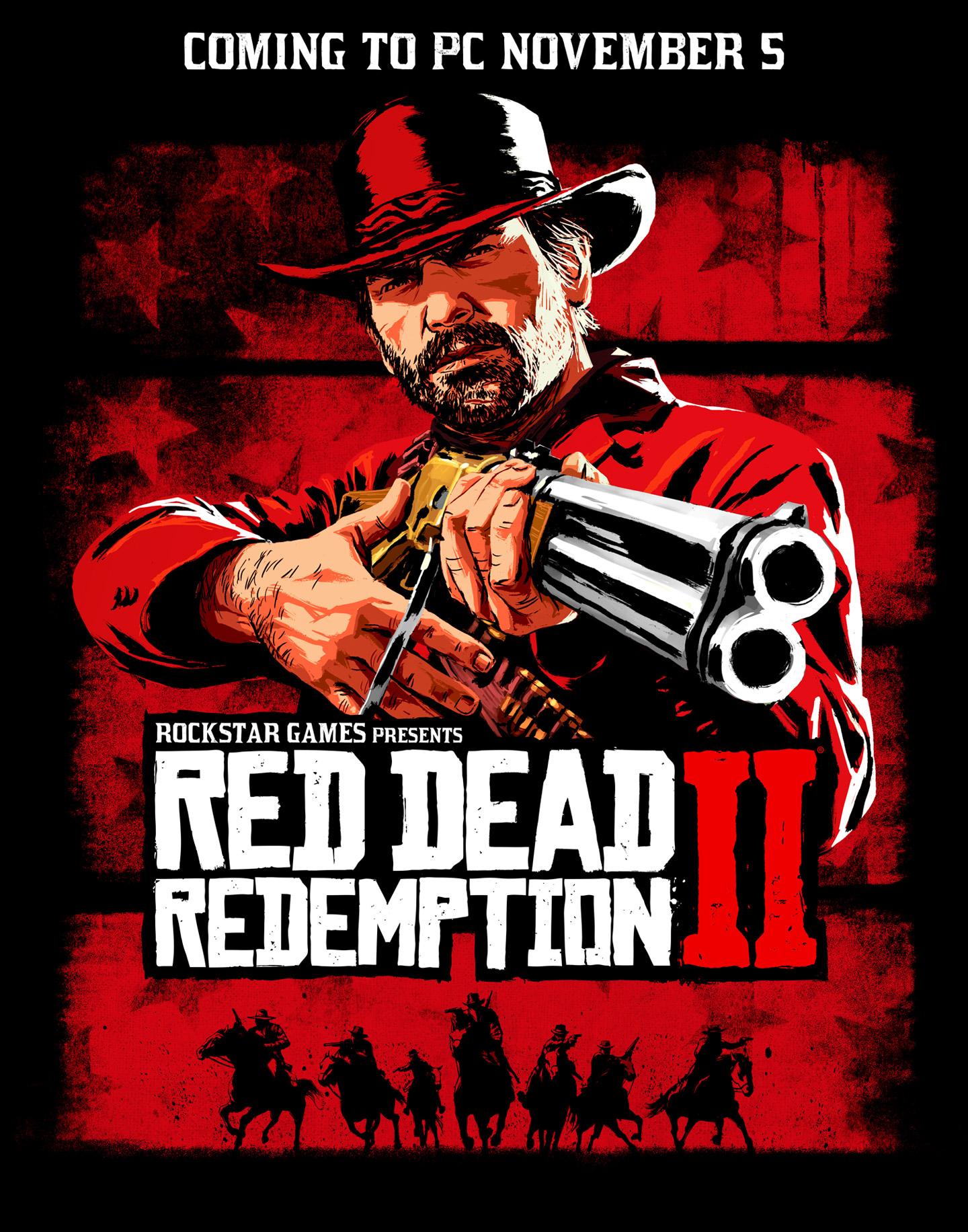read dead redemption 2 pc